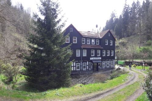 Wolfsbachmühle