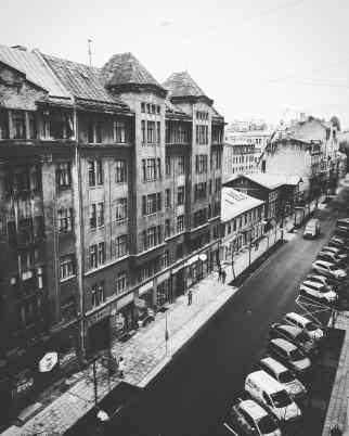 Ausblick Hotel