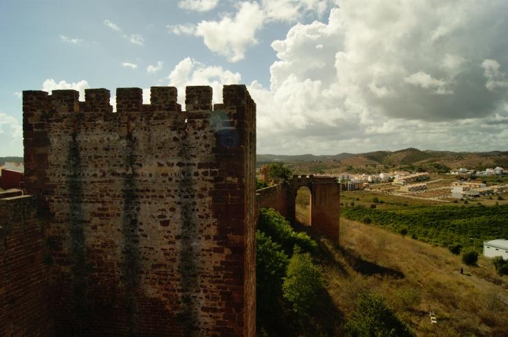 Maurenburg in Portugal