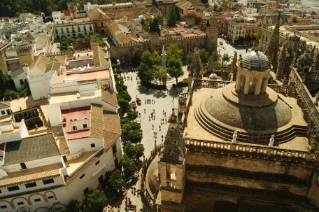 Ausflug nach Sevilla
