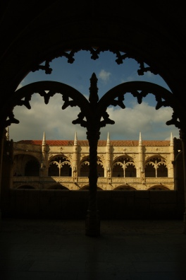 Mosteiro dos Jerónimos, Lissabon