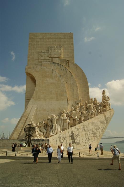 Padrão dos Descobrimentos, Seefahrerdenkmal