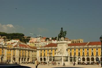 Comércio Plaza, Lissabon