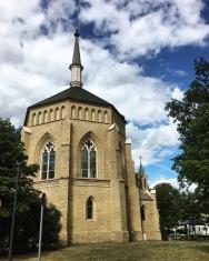Neuendorfer Kirche Babelsberg
