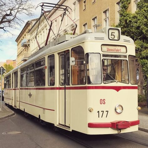 Historische Tram