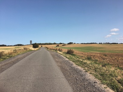 Auf der Radtour