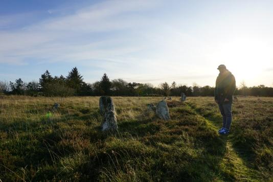 Auf dem Wikingergrab